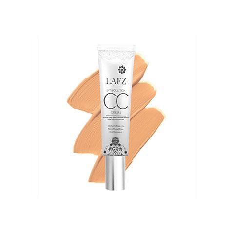 LAFZ Anti-Pollution CC Cream 30ml - Golden Beige