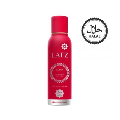 LAFZ Body Spray - Darien