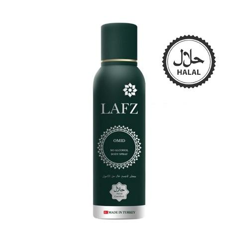 LAFZ Body Spray - Omid
