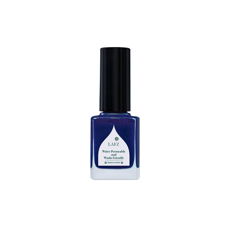 LAFZ Nail Polish 11ml - Galaxy Blue