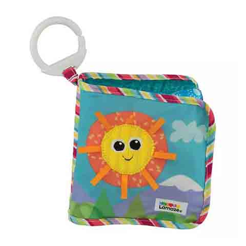 Lamaze Classic Discovery Book (1262)