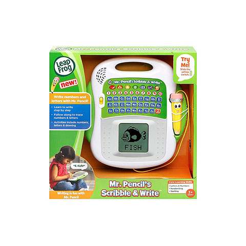 Leapfrog Mr. Pencil's Scribble & Write Gift Set (8039)