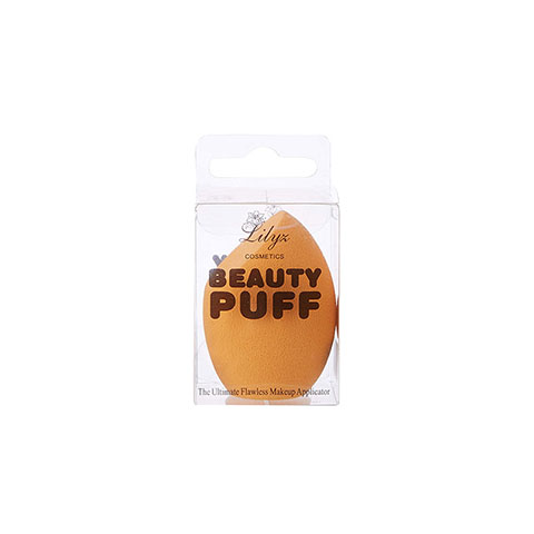 Lilyz Cosmetics Beauty Puff - Brown