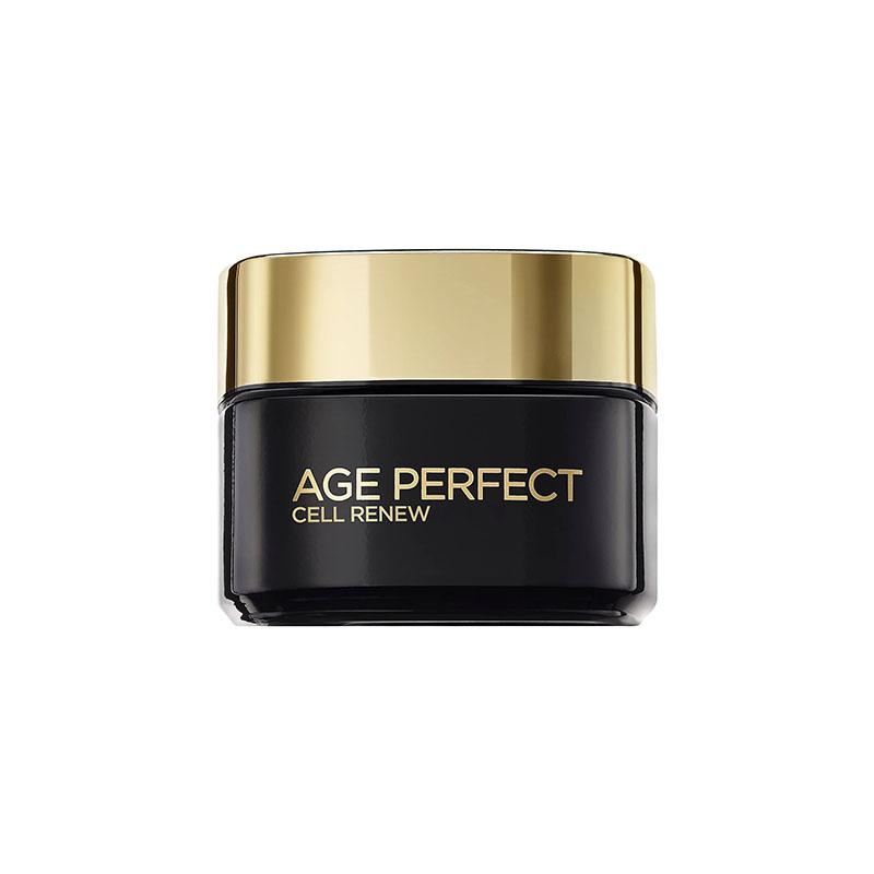 L'Oreal Age Perfect Cell Renew Revitalising Day Cream 50ml - SPF15