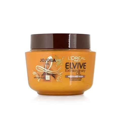 L'Oreal Elvive Extraordinary Oil Hair Mask With Jojoba Oil 300ml