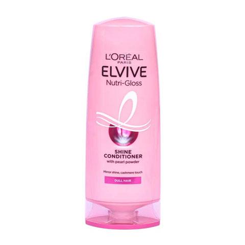 L'Oreal Elvive Nutri-Gloss Shine Conditioner 400ml