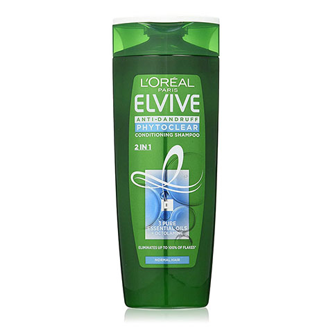 L'Oreal Elvive Phytoclear Anti-Dandruff 2in1 Conditioning Shampoo 400ml