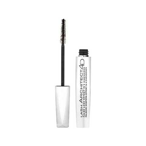 L'Oreal False Lash Architect 4D Effect Fibre Mascara 10.5ml - Nior / Black