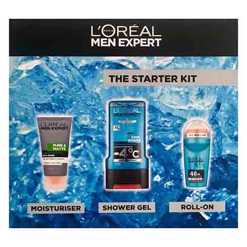 L'Oreal Men Expert The Starter Kit Gift Set