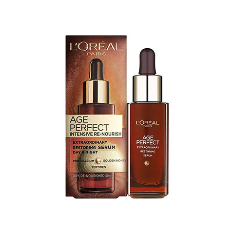 L'Oreal Paris Age Perfect Intensive Re-Nourish Serum 30ml