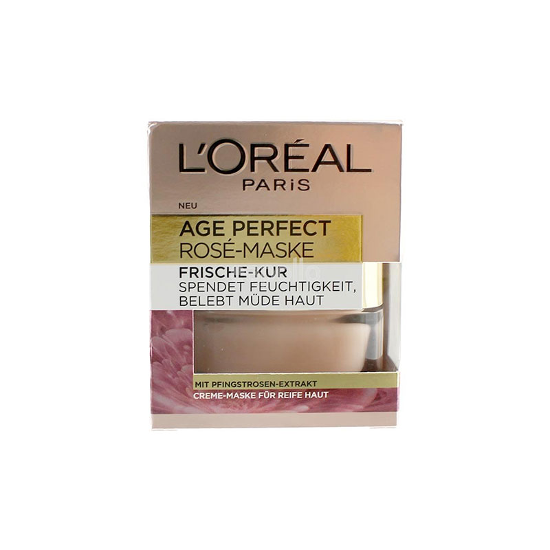 L'Oreal Paris Age Perfect Rose Face Mask 50ml