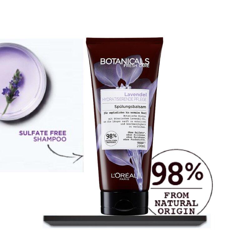 L'oreal Paris Botanicals Fresh Care Lavender Conditioner Balm 200ml