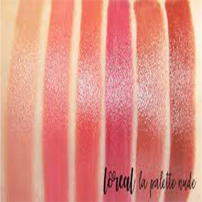 L'Oreal Paris Color Riche La Palette Matte - Nude