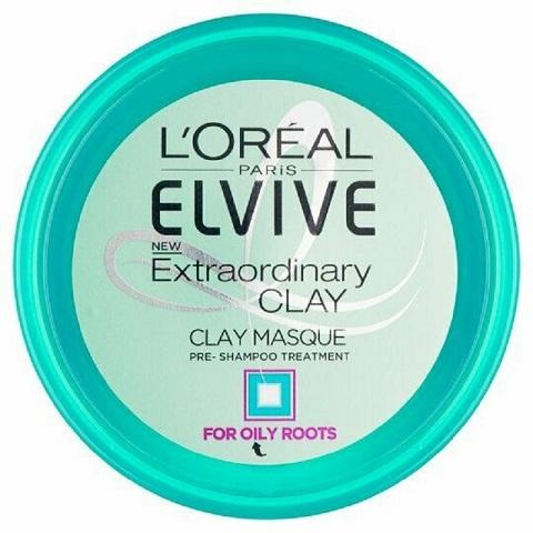 L'oreal Paris Elvive Extraordinary Clay Hair Mask 150ml