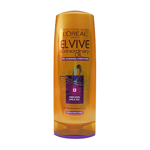 L'Oreal Paris Elvive Extraordinary Oil Curl Nourishment Conditioner For Dry Curly Hair 400ml