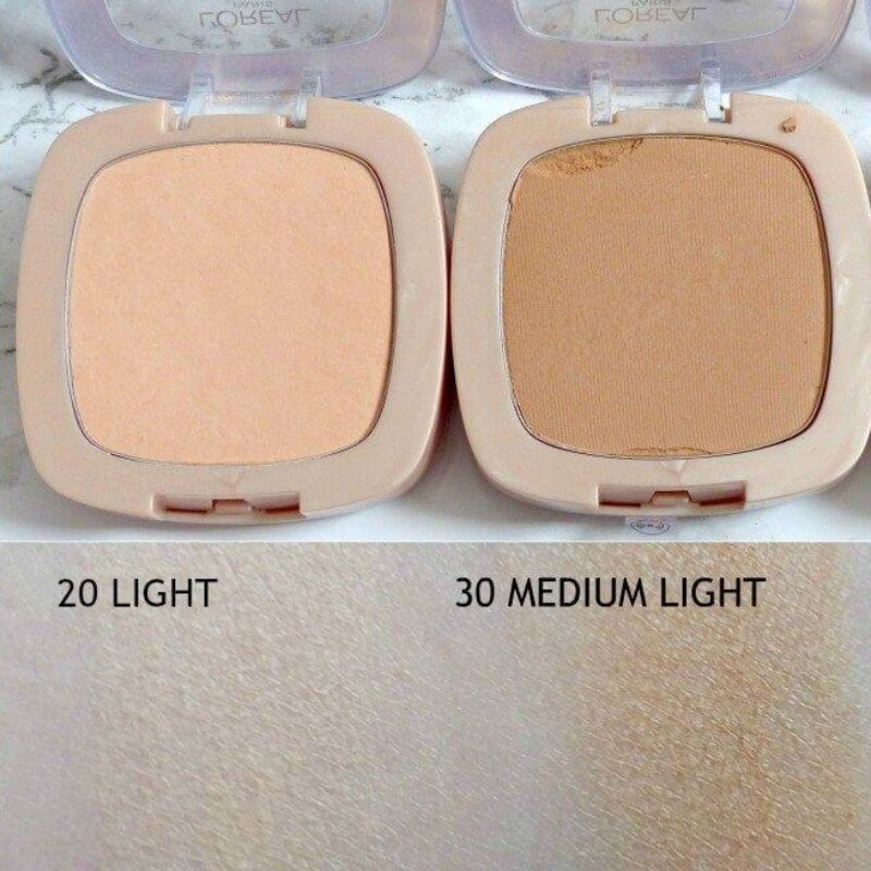 L'Oreal Paris Glam Beige Healthy Glow Powder - Light