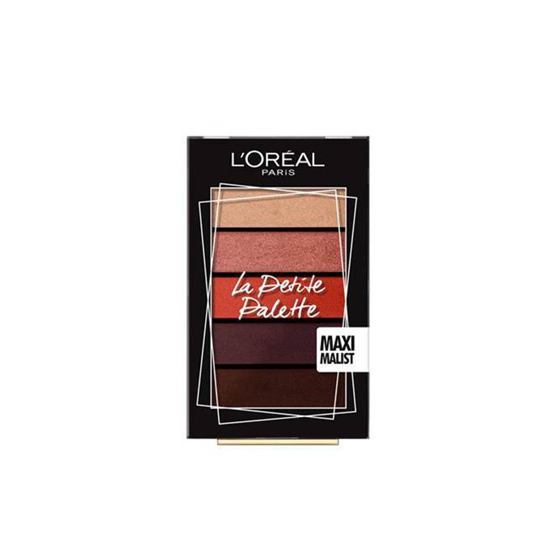 L'Oreal Paris La Petite Mini Eyeshadow Palette - Maximalist