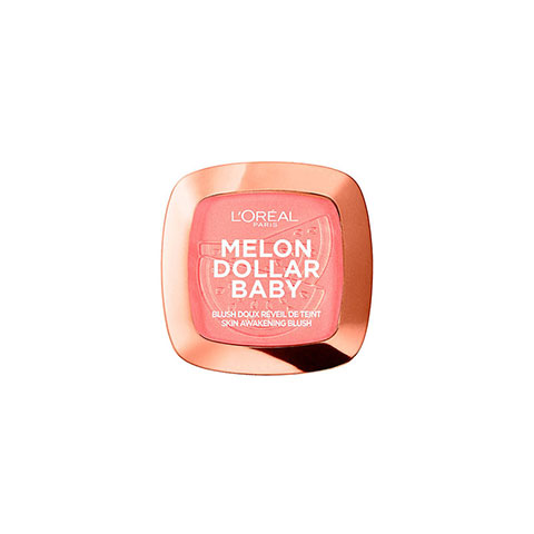 L'oreal Paris Melon Dollar Baby Blush -  03 Watermelon Addict