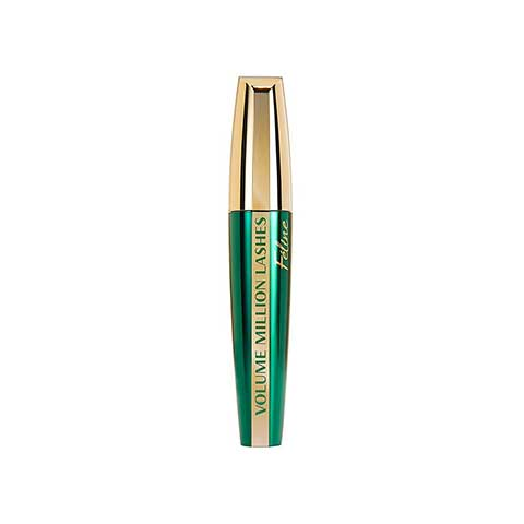L'Oreal Paris Volume Million Lashes Feline Mascara 9.2ml - Noir / Black
