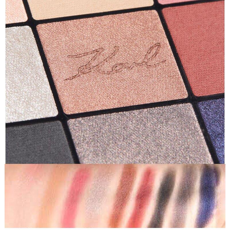 L'oreal Paris X Karl Lagerfeld Eyeshadow Palette