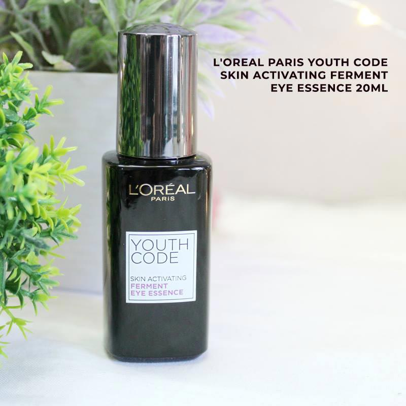 L'oreal Paris Youth Code Skin Activating Ferment Eye Essence 20ml