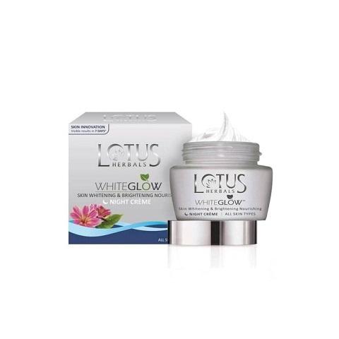 Lotus Herbals White Glow Night Cream 60g