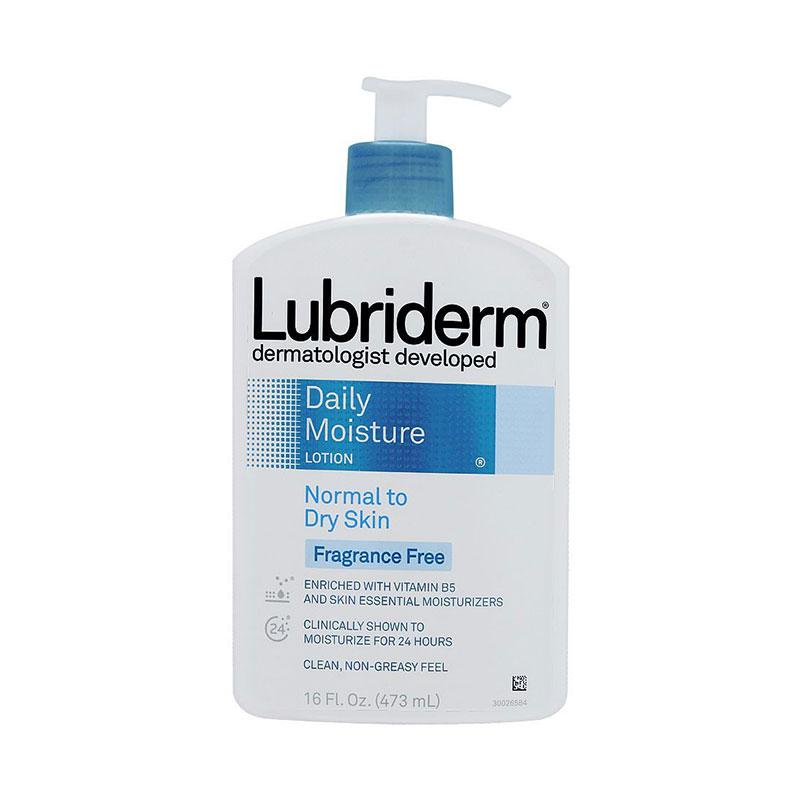 Lubriderm dermatologist Developed Daily Moisture Lotion 473ml