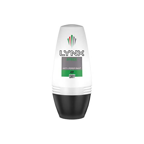 Lynx Africa Roll-On Anti-Perspirant Deodorant 50ml