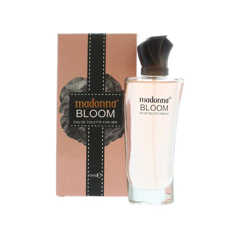 Madonna Bloom Eau De Toilette For Her- 50ml