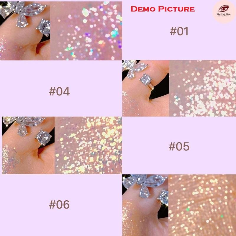 Maffick Single Glitter Eyeshadow - 06