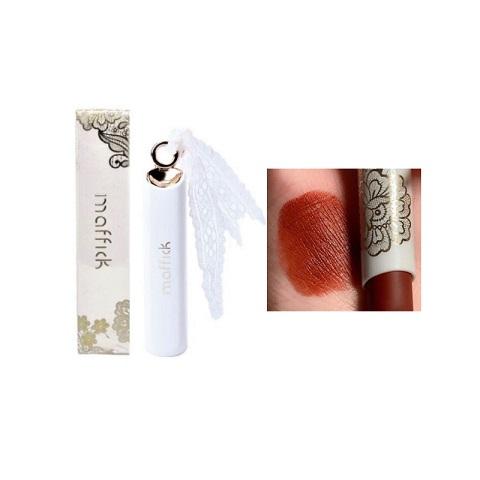 Maffick Lace Honey Light Mist Matte Lipstick  - 04
