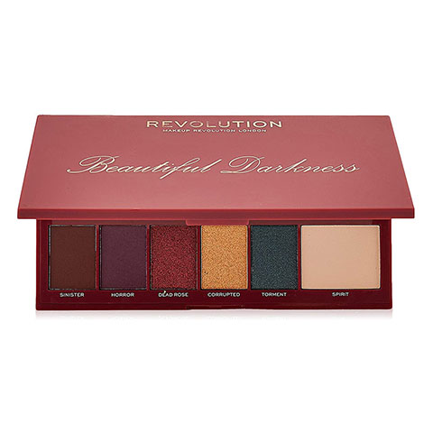 Makeup Revolution Beautiful Darkness 12 Eyeshadow Palette