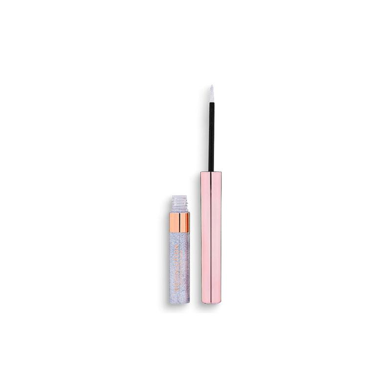 Makeup Revolution Glitter Eyeliner - Iced Diamond