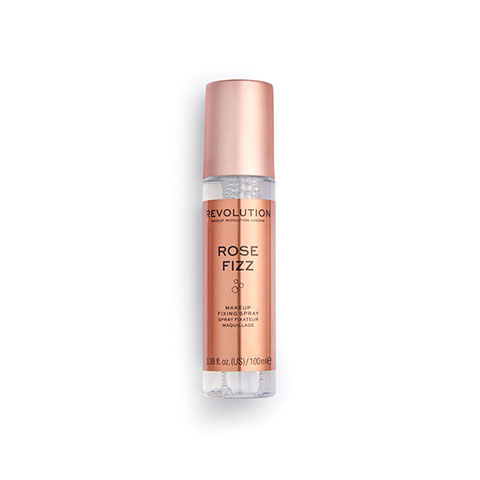 Makeup Revolution Makeup Fixing Spray 100ml - Rose Fizz