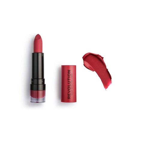 Makeup Revolution Matte Lipstick - Rouge 141