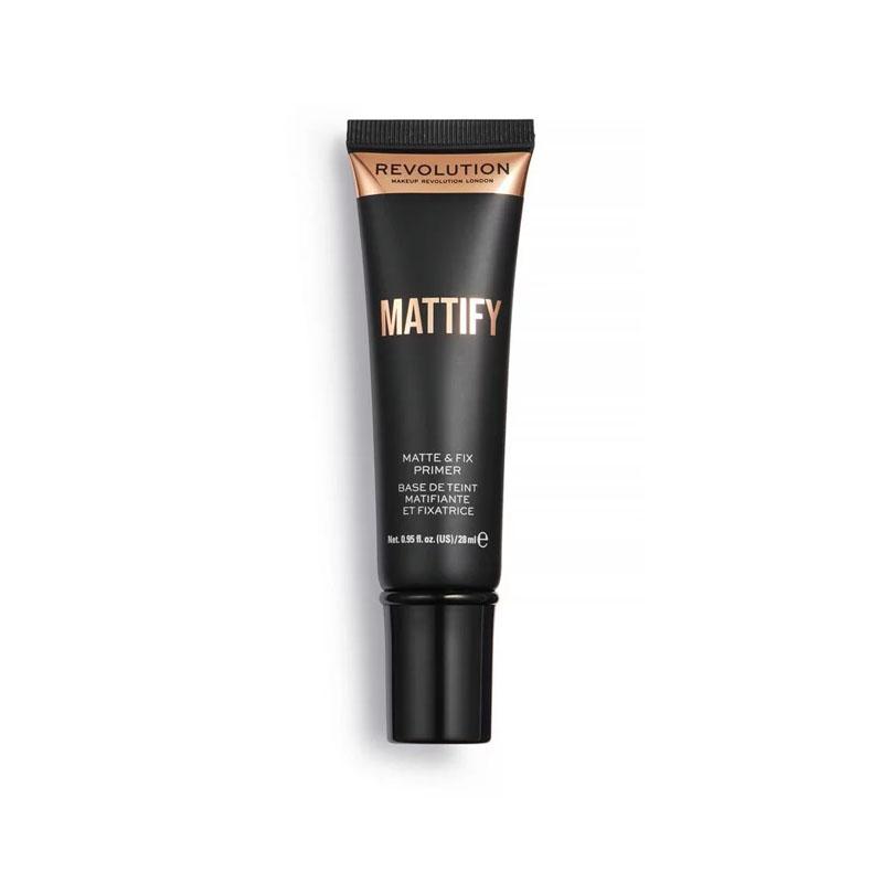 Makeup Revolution Mattify Matte & Fix Primer 28ml