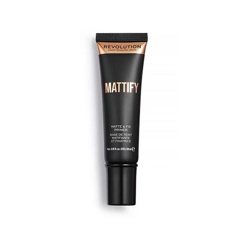 Makeup Revolution Mattify Matte & Fix Primer 28ml