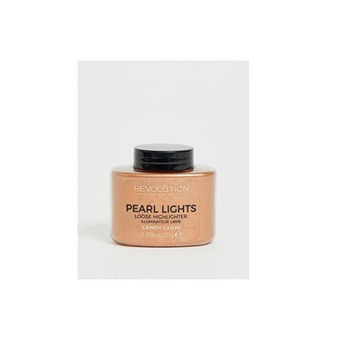 Makeup Revolution Pearl Lights Loose Highlighter 25g - Candy Glow