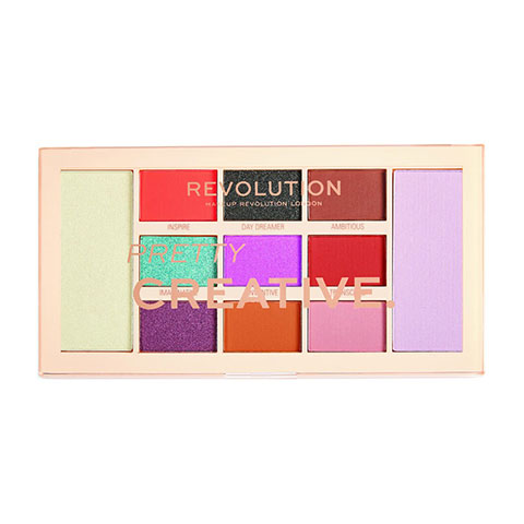 Makeup Revolution Pretty Creative Eyeshadow Palette
