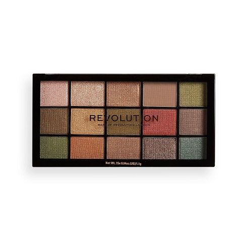 Makeup Revolution Reloaded Eyeshadow Palette -  Empire