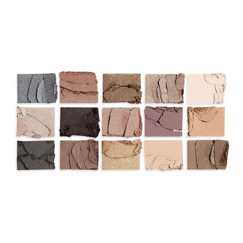 Makeup Revolution Reloaded Eyeshadow Palette - Iconic 1.0