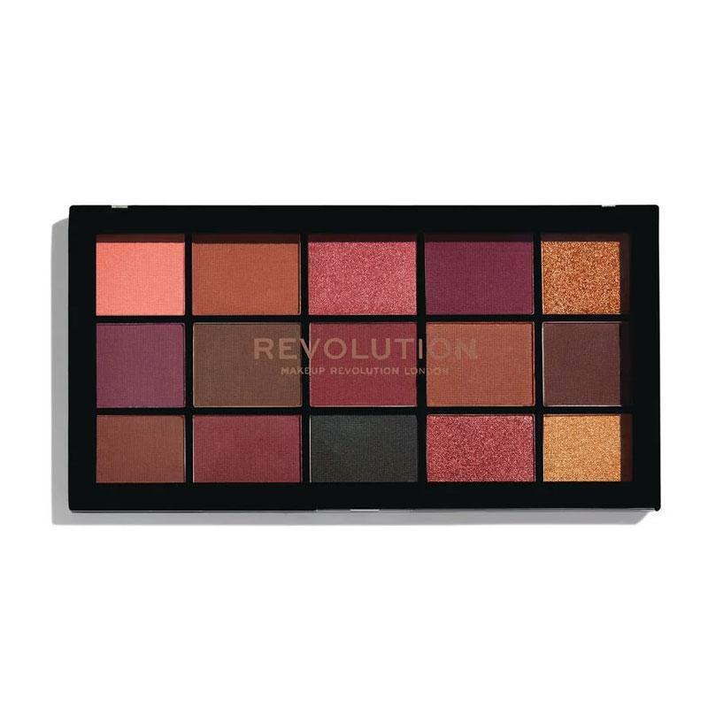Makeup Revolution Reloaded Eyeshadow Palette - Newtrals 3