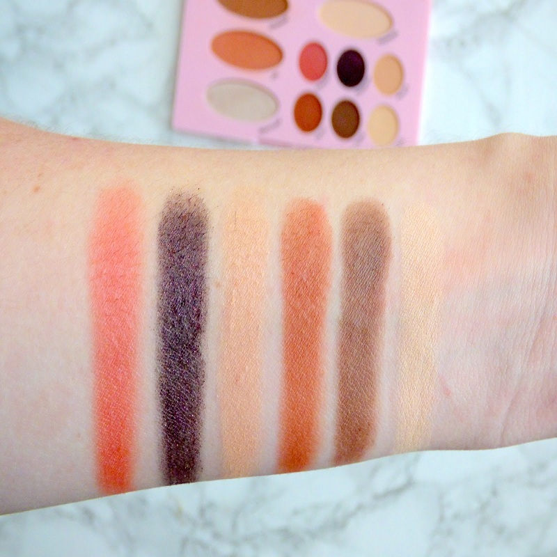 Makeup Revolution The Emily The Needs Face And Eyeshadow Palette