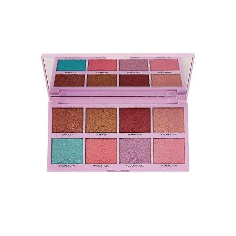Makeup Revolution Under Your Spell 8 Jewel Eyeshadow Palette