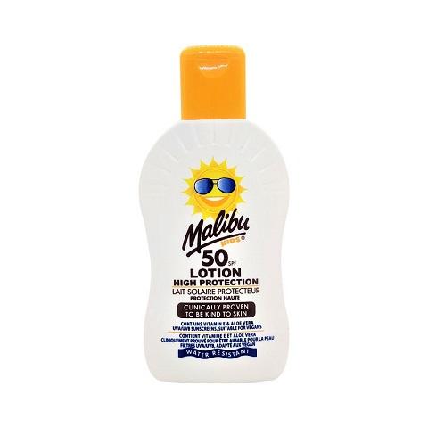 Malibu Kids High Protection Lotion 200ml - SPF 50