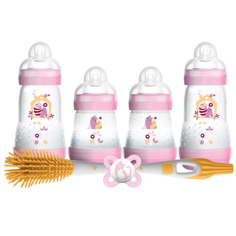 MAM Easy Start Anti-Colic Bottles Newborn Feeding Set 0m+ (4754)
