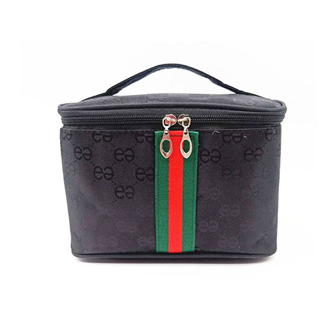Double e Storage Cosmetic Bag for Women