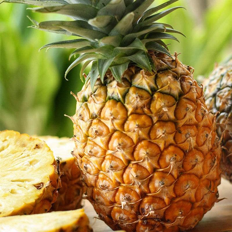 Maui Moisture Body Care Lightly Hydrating + Pineapple Papaya Body Jelly 340g