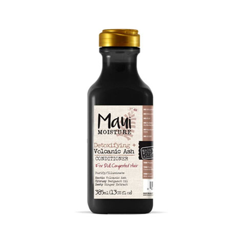Maui Moisture Detoxifying + Volcanic Ash Conditioner 385ml