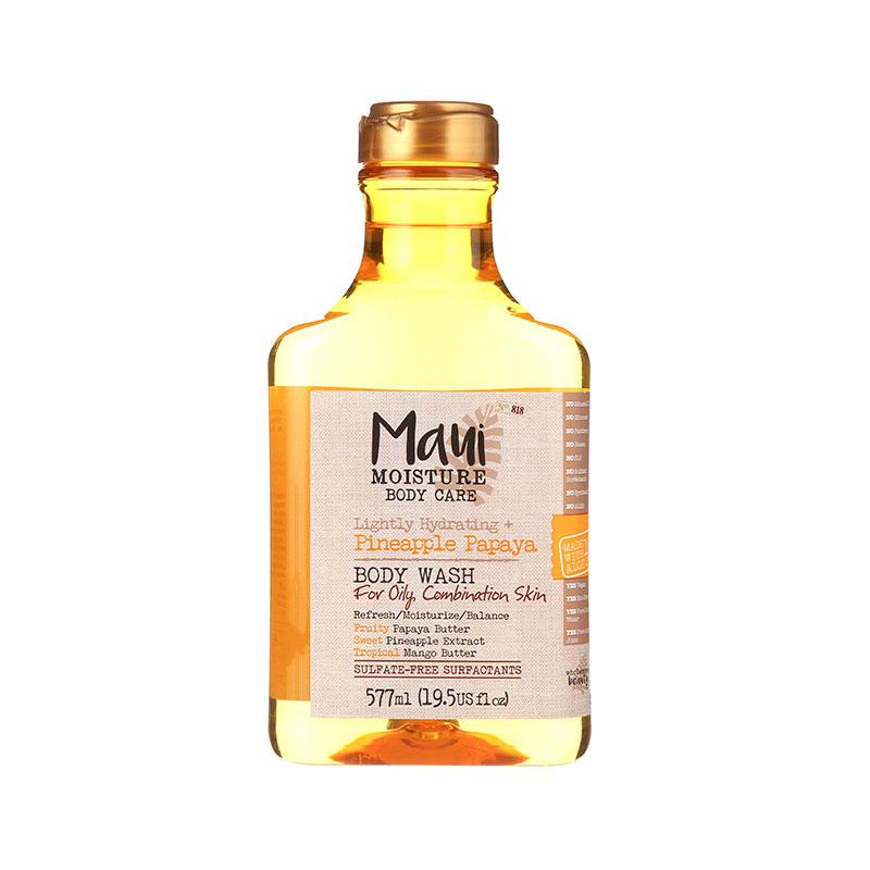 Maui Moisture Lightly Hydrating + Pineapple Papaya Body Wash 577ml
